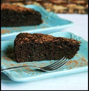 cake zonder suiker