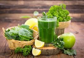 gezonde groene smoothies