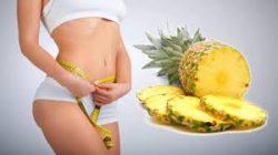 ananas afvallen