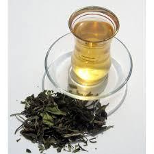 witte thee en afvallen