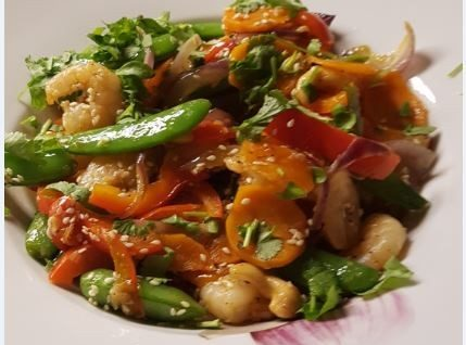 thaise wok