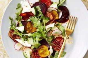 bieten salade